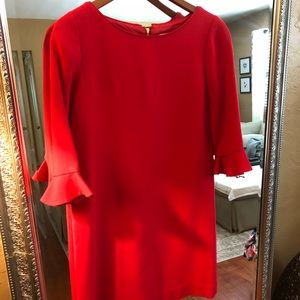 Kate Spade Red Dress - Size 6 - Preowned
